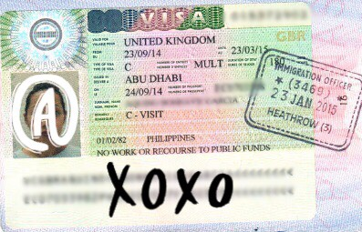 UK Visa in Dubai – Rejected and Re-Applied